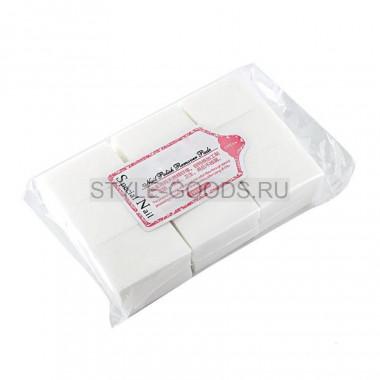 Безворсовые салфетки 1000 шт. в пакете