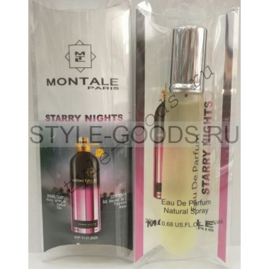 "Montale ""Starry Nights"", (ж/м), 20 мл"