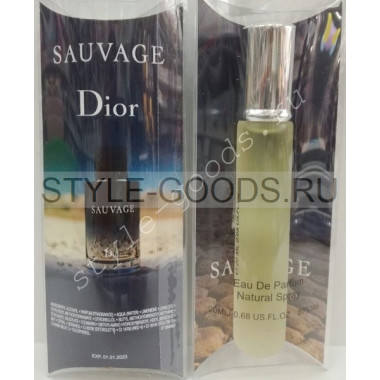 "Christian Dior ""Sauvage"", (м), 20 мл"