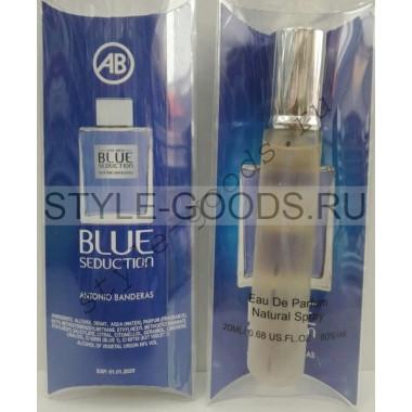 """Antonio Banderas """"Blue Seduction"""", (м), 20 мл"""