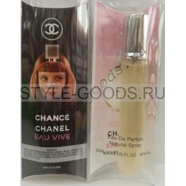 """Chanel """"Chance eau Vive"""", (ж), 20 мл"""