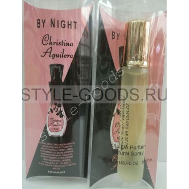 "Christina Aguilera ""By Night"", (ж), 20 мл"
