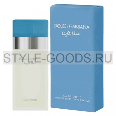 D&G Light Blue, 100 ml (ж)