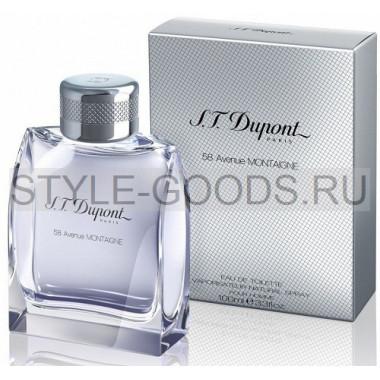 "S.T.Dupont ""58 Avenue Montaigne"", 100 мл (м)"