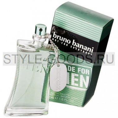 "Bruno Banani ""Made For Men"", 100 мл (м)"