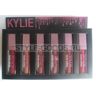 Блеск для губ Kylie Matte Liquid Lipstick,12 шт.