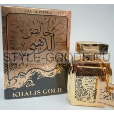 """Khalis Gold"" for women, 100 мл (ж)"