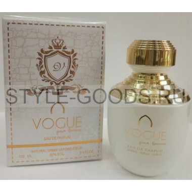 """Vogue Pour Femme"" for women, 100 мл (ж)"