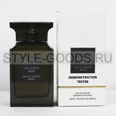 "Tom Ford ""Tobacco Oud"", 100 мл (тестер) (ж/м)"