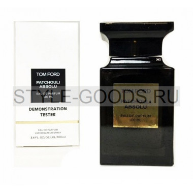 "Tom Ford ""Patchouli Absolu"", 100 мл (тестер) (ж/м)"