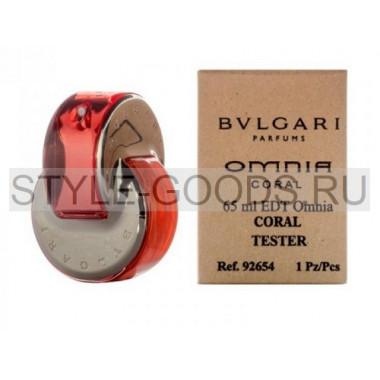 """Bvlgari """"Omnia Coral"""", 65 мл (тестер) (ж)"""