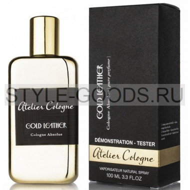 Atelier Cologne Gold Leather (тестер),100 мл (ж/м)