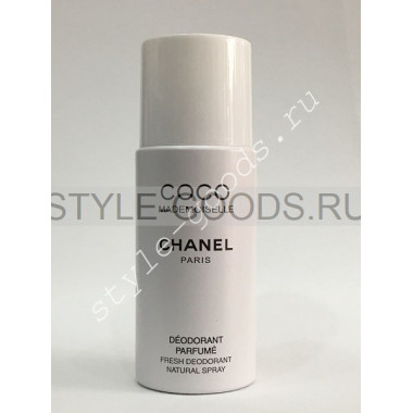 Дезодорант Chanel Coco Mademoiselle, 150 мл (ж)