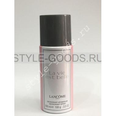 Дезодорант Lancome La Vie Est Belle, 150 мл (ж)