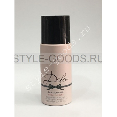 Дезодорант D&G Dolce Rosa Excelsa, 150 мл (ж)