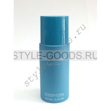 Дезодорант D&G Light Blue, 150 мл (ж)