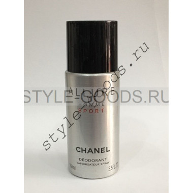 Дезодорант Chanel Allure Homme Sport, 150 мл (м)