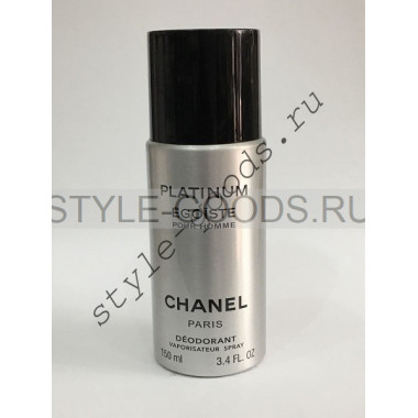 Дезодорант Chanel Egoiste Platinum, 150 мл (м)