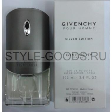 """Givenchy """"Silver Edition"""", 100 мл  (тестер) (м)"""
