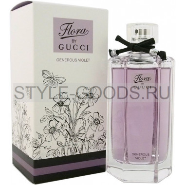 Gucci Flora by Gucci Generous Violet, 100 мл (ж)