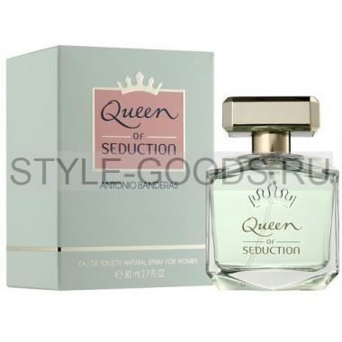 Antonio Banderas Queen of Seduction, 80 мл (ж)