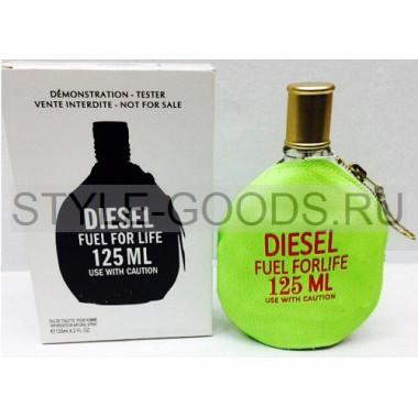 Diesel Fuel For Life, (тестер) (м) (зелёный)