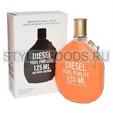 Diesel Fuel For Life, (тестер) (м) (оранжевый)