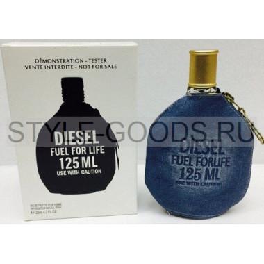 Diesel Fuel For Life, (тестер) (м) (синий)