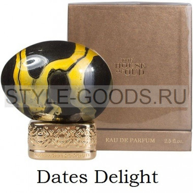 The House of Oud Dates Delight, 75 ml