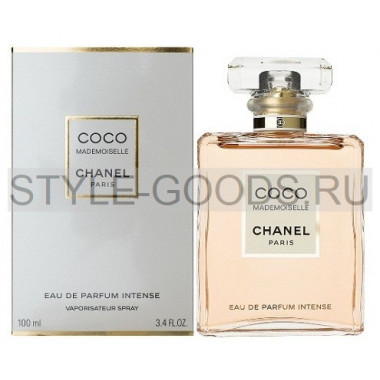 Chanel Coco Mademoiselle Intense, 100 мл (ж)
