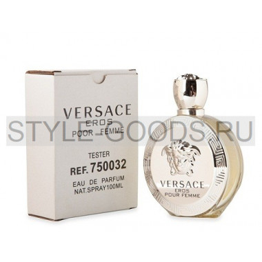 Versace Eros for women, 100 мл (тестер) (ж)