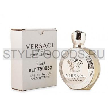 Versace Eros for women, 100 мл (тестер) (ж)