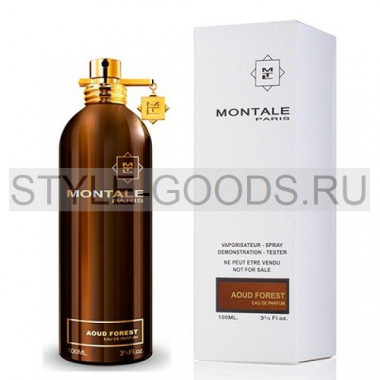 "Montale ""Aoud Forest"", 100 ml (тестер)"