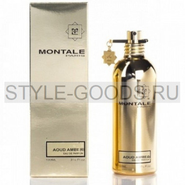 "Montale ""Aoud Amber"", 100 ml"