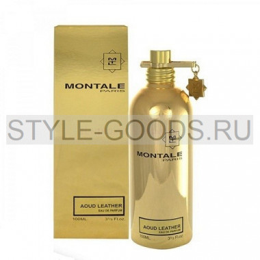 "Montale ""Aoud Leather"", 100 ml"