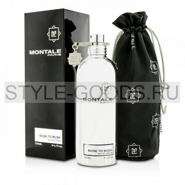 "Montale ""Musk To Musk"", 100 ml"