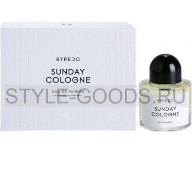 Byredo Sunday Cologne, 100 мл (унисекс)