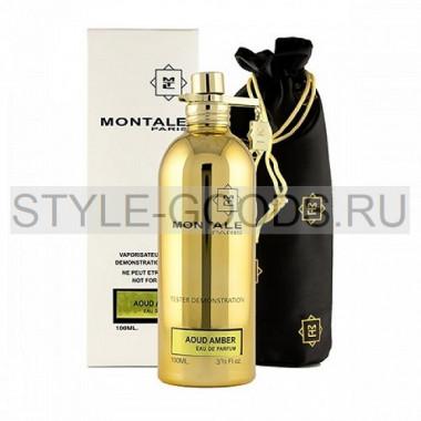 "Montale ""Aoud Amber"", 100 ml (тестер)"