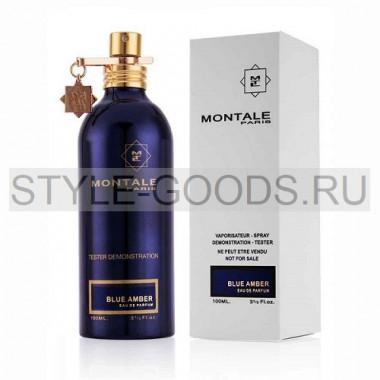 "Montale ""Blue Amber"", 100 ml (тестер)"