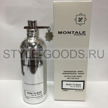 """Montale """"Musk To Musk"""", 100 ml (тестер)"""