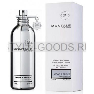 "Montale ""Wood&Spices"", 100 ml (тестер)"