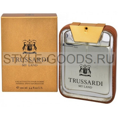 "Trussardi ""My Land"", 100 мл (м)"