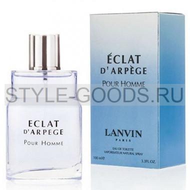 """Lanvin """"Eclat d`Arpege Pour Homme"""", 100 мл (м)"""