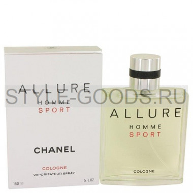 "Chanel ""Allure Homme Sport Cologne"", 150 мл (м)"