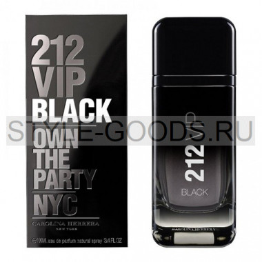 "Carolina Herrera ""212 VIP Black"", 100 мл (м)"