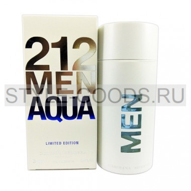 "Carolina Herrera ""212 Men Aqua"", 100 мл (м)"