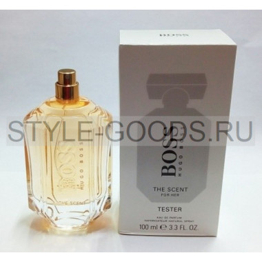 "Hugo Boss ""The Scent"", 100 мл (тестер) (ж)"