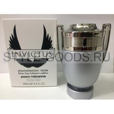 """Paco Rabanne """"Invictus Silver Cup"""", 100 мл (тестер)"""