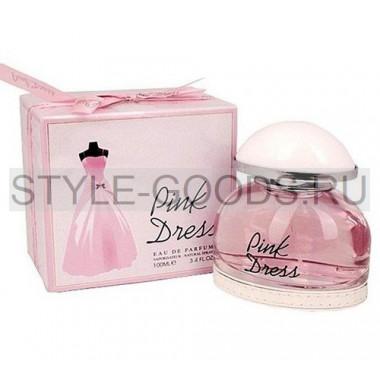 "Арабские духи ""Pink Dress Pour Femme"", 100 ml (ж)"