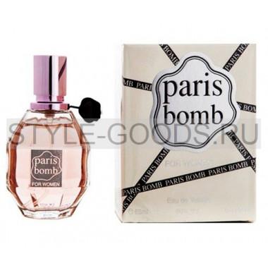 "Арабские духи ""Paris Bomb"", 100 ml (ж)"